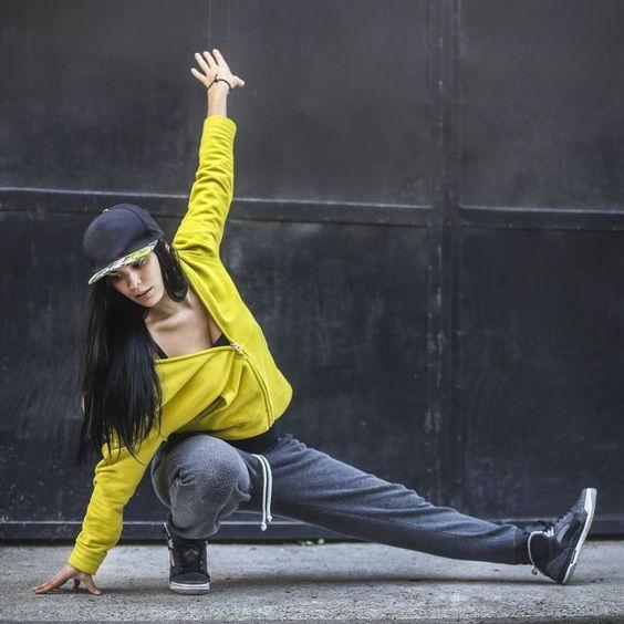 舞感培養-示範動作